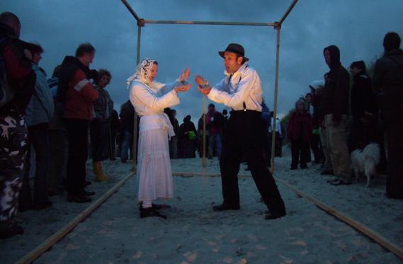 Oerol Festival, Terschelling © Eric Langendoen