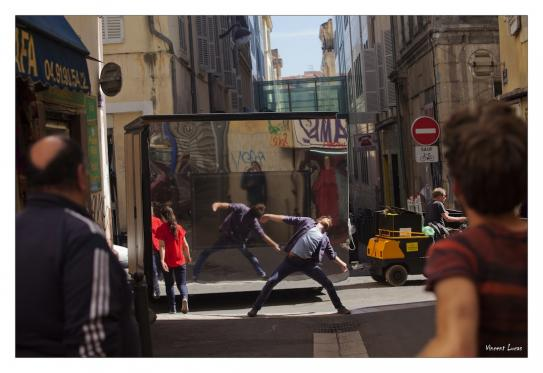 Travellings, Marseille (FR), 2014 ©Vincent Lucas