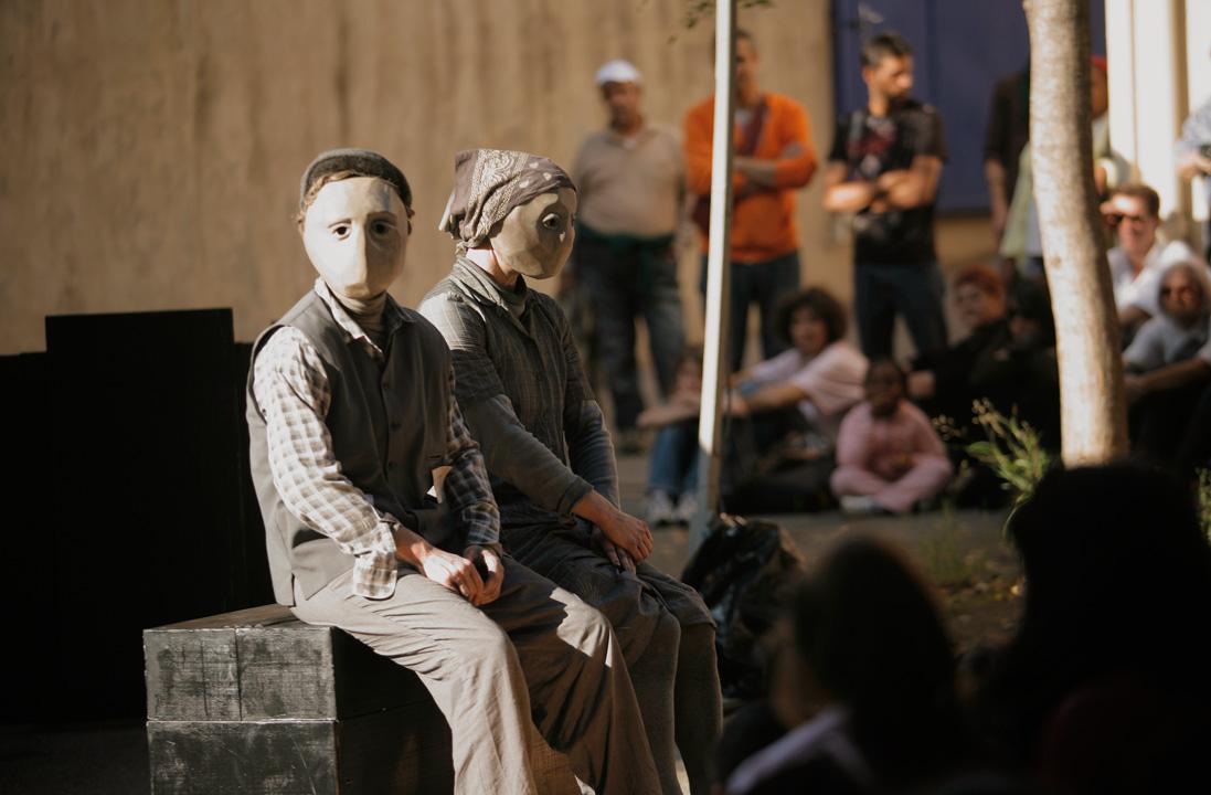 Theatre Fragile / 2008