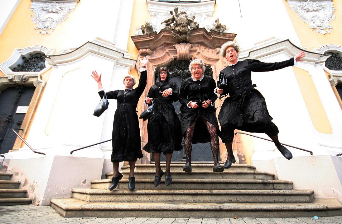Theater Irrwisch / 2008