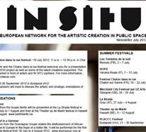 Newsletter octobre 2012