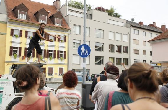 La Strada, Graz © Clemens Nestroy
