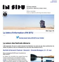 Newsletter mai 2015
