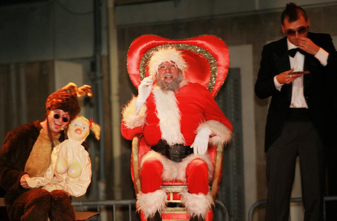 Tony Clifton Circus / 2009