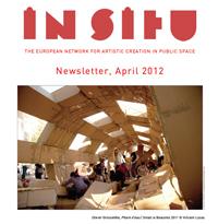 Newsletter avril 2012