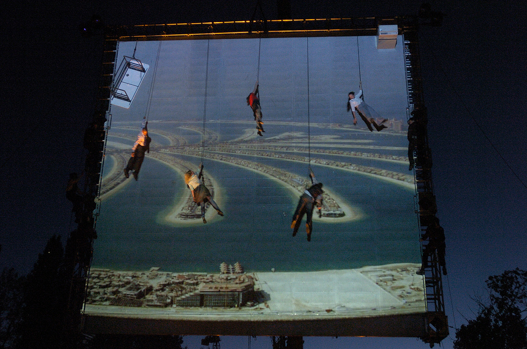 Wired Aerial Theatre / 2011
