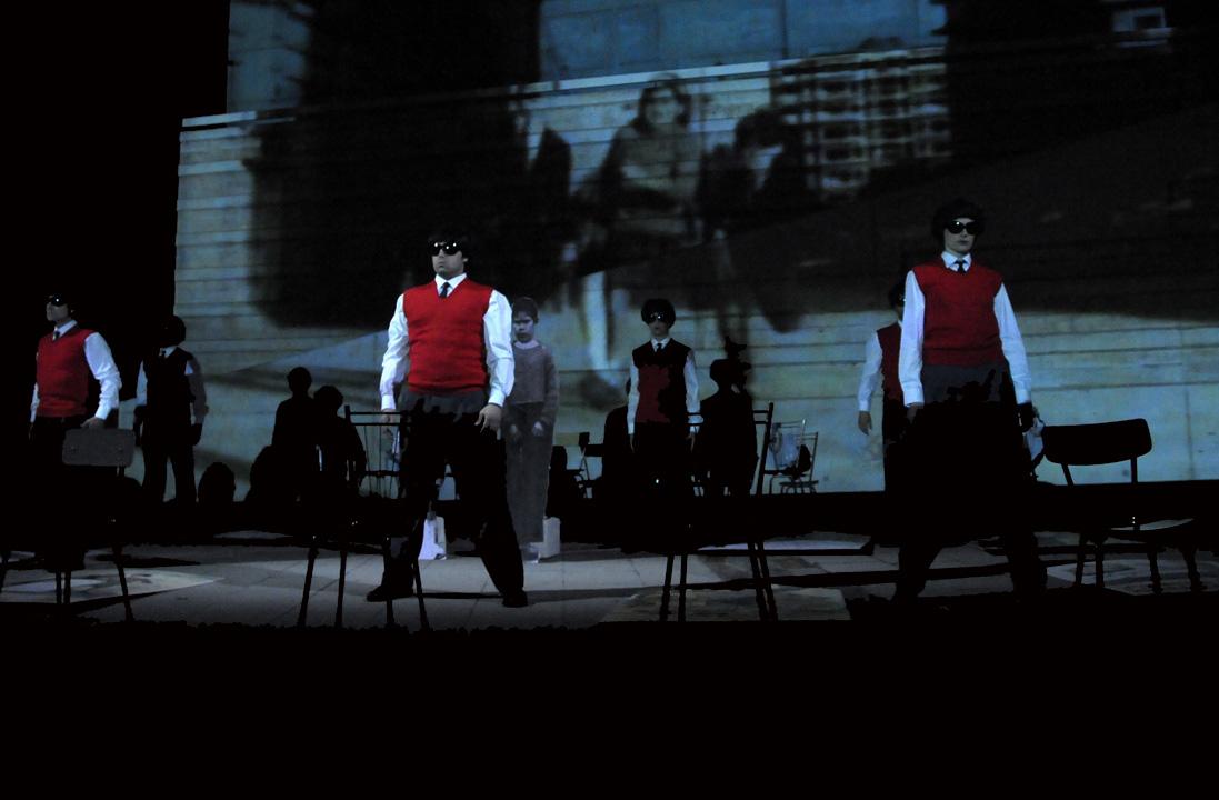 Rayuela Producciones teatrales / 2008