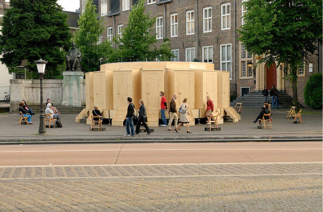 Roos Van Geffen / 2008